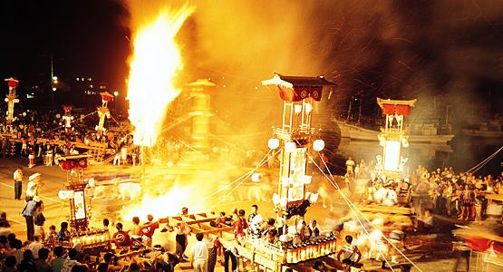 あばれ祭り2017