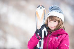 スキー,初心者,滑り方