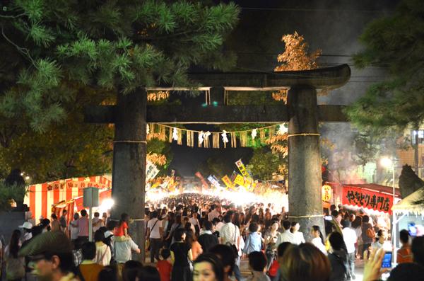 福岡筥崎宮放生会2017