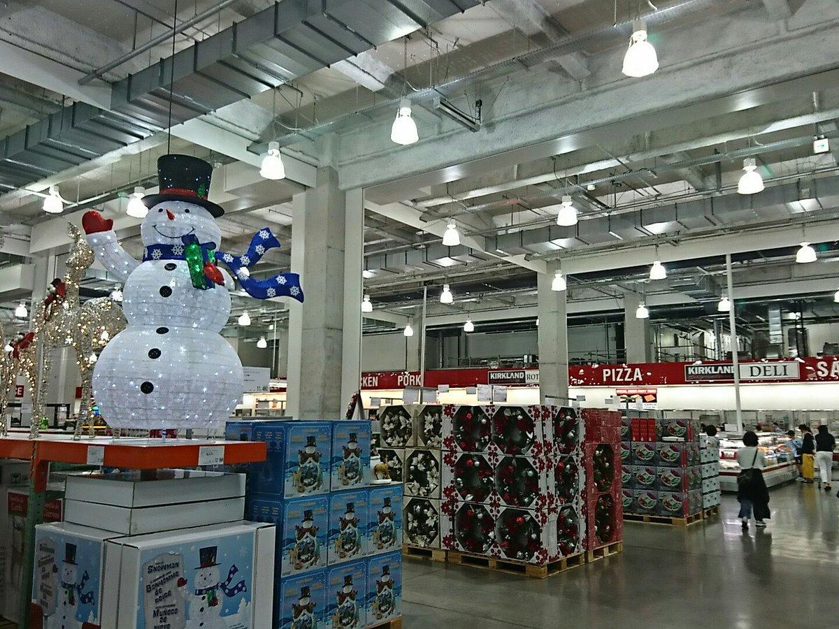 コストコクリスマス2017の混雑を回避してお買い物をする方法は?