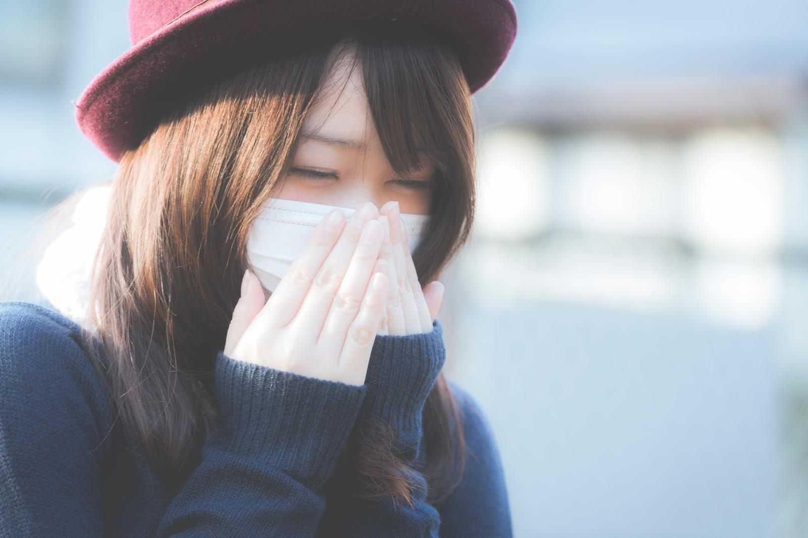 インフルエンザ 潜伏期間 キス
