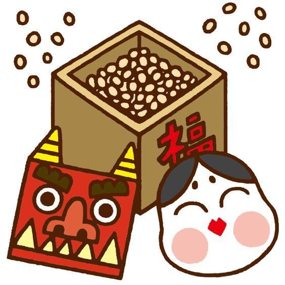 【動画】節分の飾りを手作り方法!折り紙で柊鰯・鬼・おたふくを!